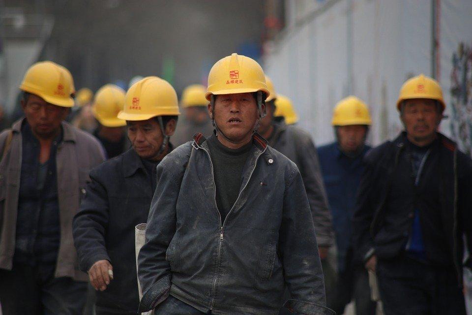 Mitarbeiter aus Asien