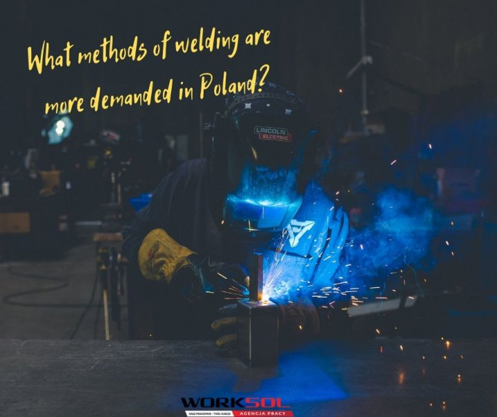 the list of popular methods of welding in Poland picture