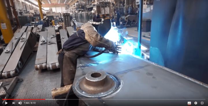 work as a welder in Kielce