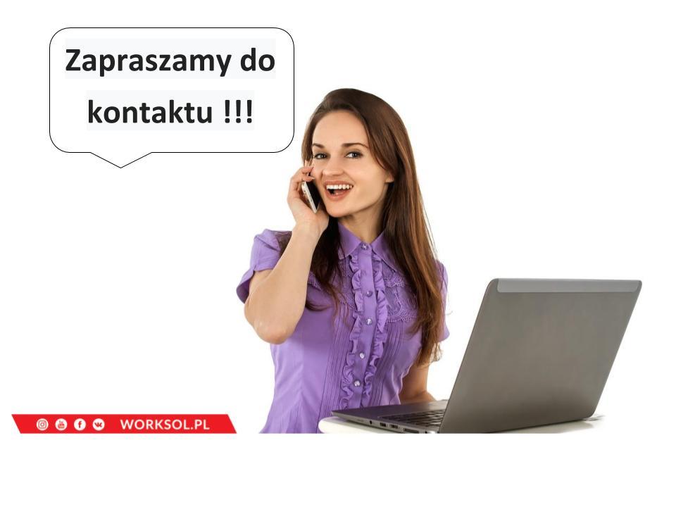 Kontakt - worksol