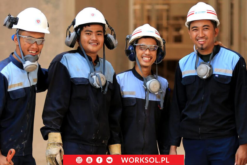 Pracownicy z Indonezji alternatywą dla pracowników z Ukrainy