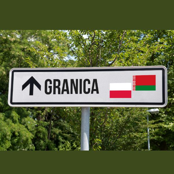 Bilet w jedną stronę? Białoruś zamknęła granicę