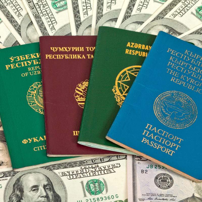 Легализация пребывания и работы иностранцев